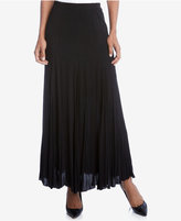 Karen Kane Pleated Maxi Skirt