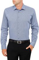 Calvin Klein Dobby Spot Slim Fit Shirt