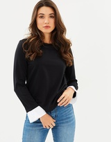 Only Cally LS Jersey Top