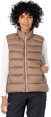 Arc'teryx Seyla Vest (Black) Women's Clothing