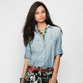 Denim & Supply Ralph Lauren Chambray Surplus Shirt