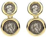 Ben-Amun Roman Coin Drop Earrings