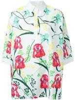 I'M Isola Marras floral print shirt - women - Cotton - 48