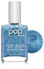 Pop Beauty Nail Glam - Steel Glitz