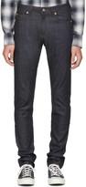 Naked & Famous Denim Blue Cashmere Super Skinny Guy Jeans