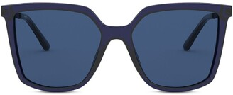 Tory Burch Square-Frame Sunglasses