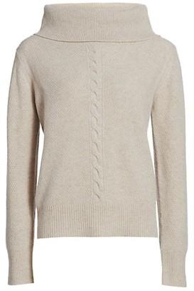 Max Mara Nettare Cashmere Turtleneck Sweater