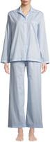 Pour Les Femmes Classic Cotton Pajama Set