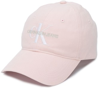 Calvin Klein Embroidered Logo Baseball Cap