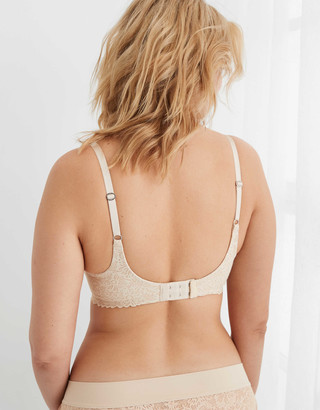 aerie Real Sunnie Full Coverage Lightly Lined Lace Bra