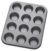 Mini Muffin S/2 Pans, 12-Cup