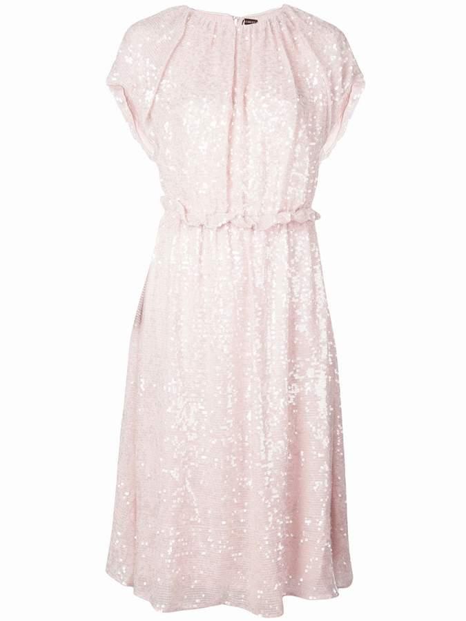 ADAM by Adam Lippes sequined midi dress