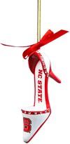 North Carolina State Team Shoe Ornament