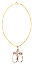 Gianni Versace La DoubleJ Mytheresa.com Exclusive Gold-tone Pendant Necklace By Ugo Correani For