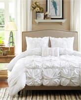 Madison Park Harlow 4-Pc. Full/Queen Duvet Cover Set Bedding