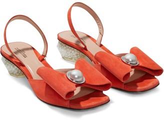 Marc Jacobs The Paris sandals