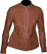 The Sparks Up Inc. 3XL - Genuine Leather - Law & Order Olivia Benson Jacket