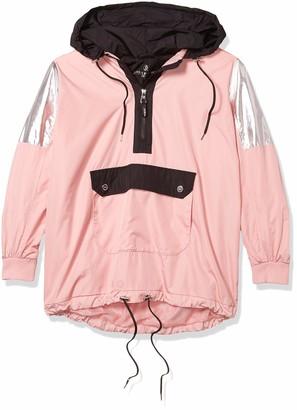Urban Republic Women's Juniors Windbreaker Jacket