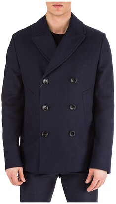 Gucci Double Breasted Overcoat