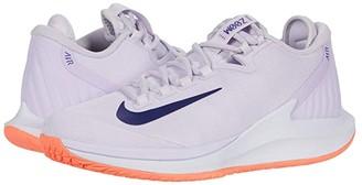 Nike Court Air Zoom Zero HC (Barely Grape/Regency Purple/Bright Mango) Women's Shoes