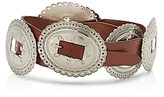 Rebecca Minkoff Metal Conchos Belt