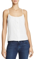 Equipment Perrin Eyelet Camisole Top