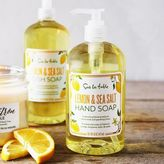 Sur La Table Lemon & Sea Salt Hand Soap, 17 oz.