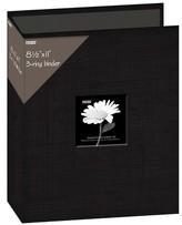 Pioneer 3 - Ring Fabric Album - Black