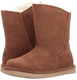 Old Friend Ewey Sheepskin Boot (Chestnut) Women's Boots