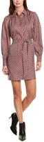 Joie Razi Silk Midi Dress