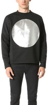 McQ by Alexander McQueen Alexander McQueen Shibuya Oversized Sweatshirt