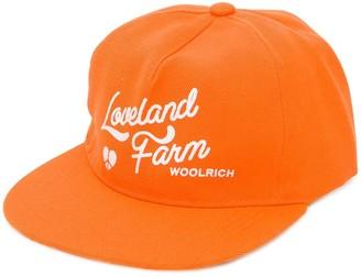 Woolrich baseball cap