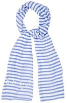 Kate Spade Bicolor Striped Scarf