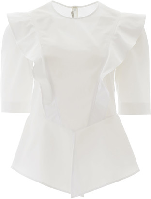 Stella McCartney Ruffled Shirt