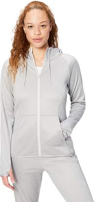 Core 10 Women's Favorite Fleece Full-Zip Hoodie