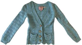 Juicy Couture Turquoise Wool Knitwear for Women