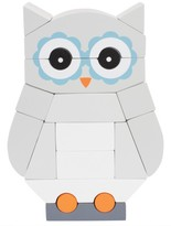Toddler Manhattan Toy Luna The Owl Magnetic Blocks