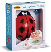 Edushape Ladybird Sorter Bath Toy