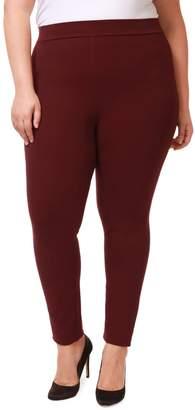 Dex Plus Printed Stretch Leggings