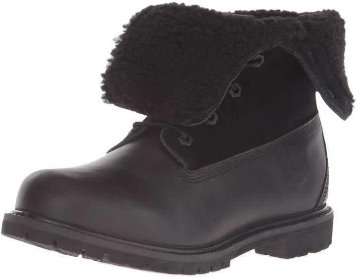 3505cd0474e65 Women's AUTH TEDY FLEECE TOBAC 40 Boot