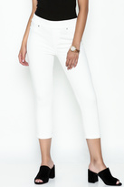 Liverpool Sienna White Legging