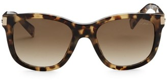 Lanvin 52MM Round Sunglasses