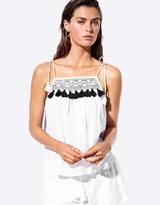 Seafolly Embroidered Swing Cami