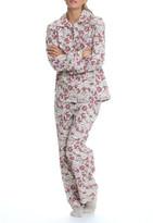 Papinelle Isla Brushed Cotton Pyjama Set