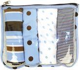 Trend Lab 5-pc. Max Burp Cloth Set