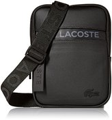 Lacoste Men's L.12.12 Concept Animation M Flat Crossover Bag