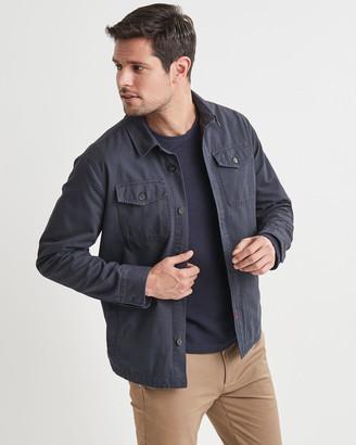 Blazer Max Double Pocket Short Jacket