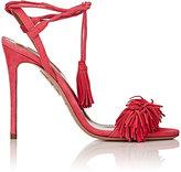 Aquazzura Women's Wild Thing Sandals-PINK