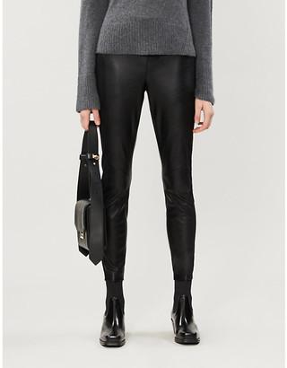 Ted Baker Kloriis faux-leather leggings