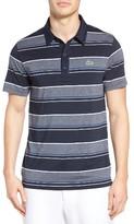 Lacoste Men's Golf Ultradry Stripe Jersey Polo